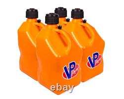 Vp Racing Fuel Jugs Can Tank Container Utility Can Orange Case Of 4 Vpf3574