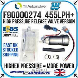 Walbro'turbine' E85 Compatible In-tank 455lph High Pressure Racing Fuel Pump