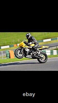 YAMAHA R1 5VY 2004 2005 2006 Track Race Fairings Fairing Set And Fuel Tank