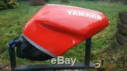 Yamaha R1 4xv fuel tank with race filler
