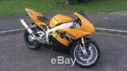 Yamaha R1 Race Fairings Complete Set R1 Fuel Tank Petrol Tank 2001 5JJ 4XV