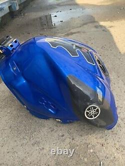 Yamaha R6 2co Petrol Tank Race Track