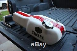 Yamaha TA125 Seat & Genuine Aluminum Racing Tank TA TZ TD1 TD2 RD125 RD200 RD AS